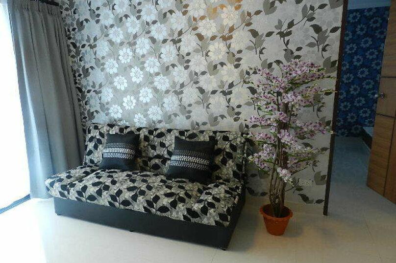 2-комн. квартира, 60 кв.м. на 4 человека, Thappraya, 511/33, Паттайя - Фотография 6