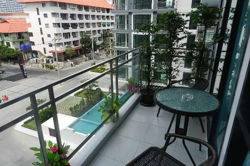 2-комн. квартира, 60 кв.м. на 4 человека, Thappraya, 511/33, Паттайя - Фотография 7