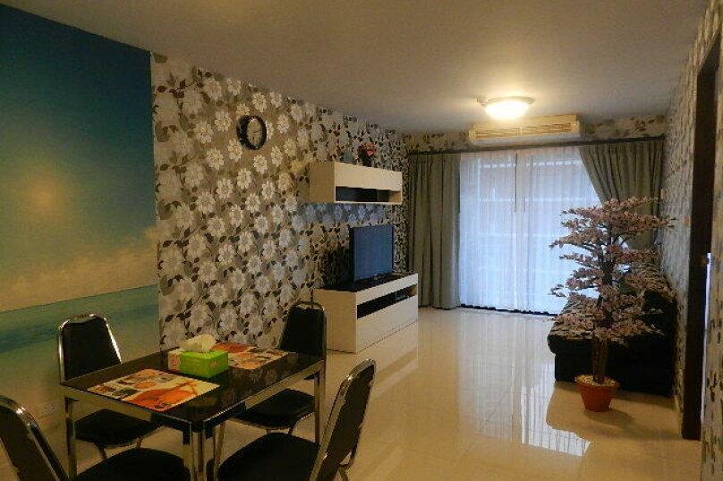 2-комн. квартира, 60 кв.м. на 4 человека, Thappraya, 511/33, Паттайя - Фотография 9