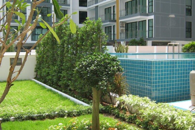2-комн. квартира, 60 кв.м. на 4 человека, Thappraya, 511/33, Паттайя - Фотография 13