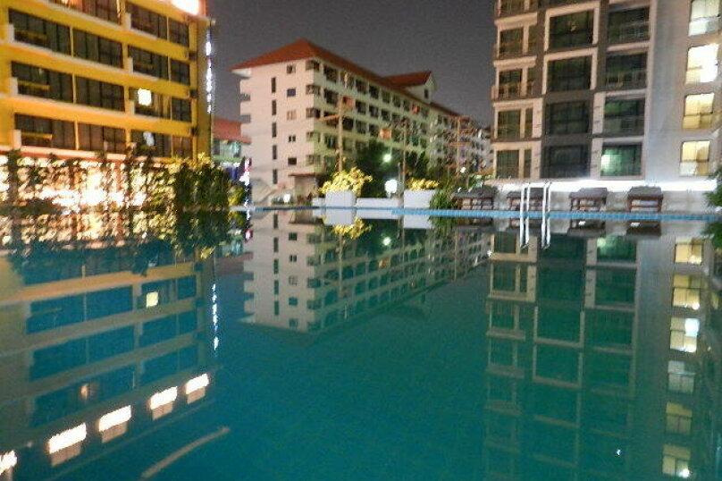 2-комн. квартира, 60 кв.м. на 4 человека, Thappraya, 511/33, Паттайя - Фотография 14