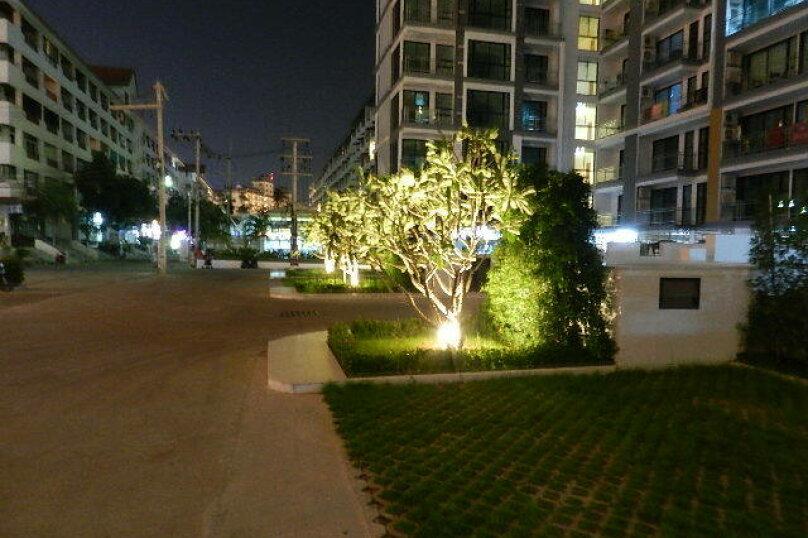 2-комн. квартира, 60 кв.м. на 4 человека, Thappraya, 511/33, Паттайя - Фотография 16