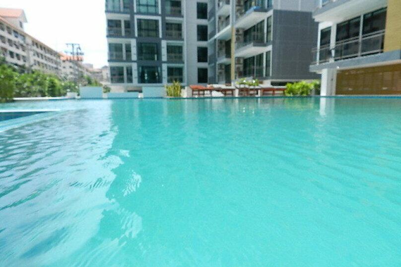2-комн. квартира, 60 кв.м. на 4 человека, Thappraya, 511/33, Паттайя - Фотография 19