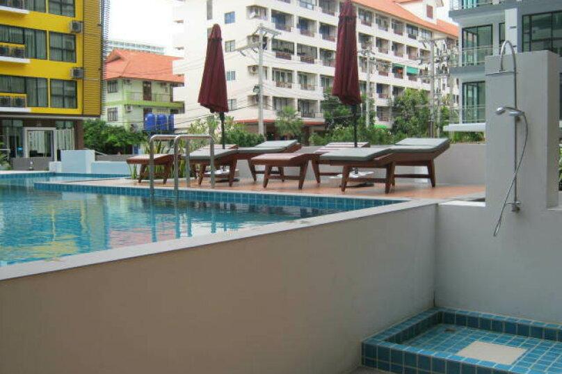 2-комн. квартира, 60 кв.м. на 4 человека, Thappraya, 511/33, Паттайя - Фотография 20