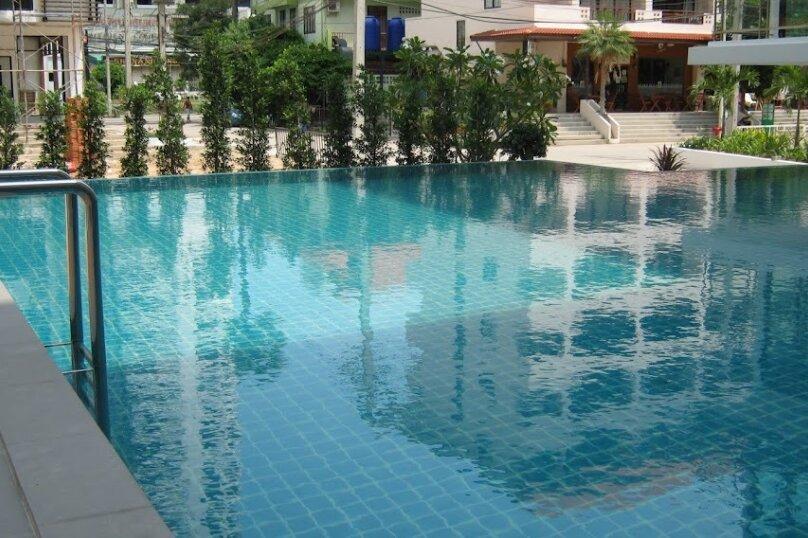 2-комн. квартира, 60 кв.м. на 4 человека, Thappraya, 511/33, Паттайя - Фотография 21