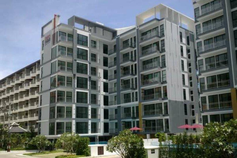 2-комн. квартира, 60 кв.м. на 4 человека, Thappraya, 511/33, Паттайя - Фотография 22