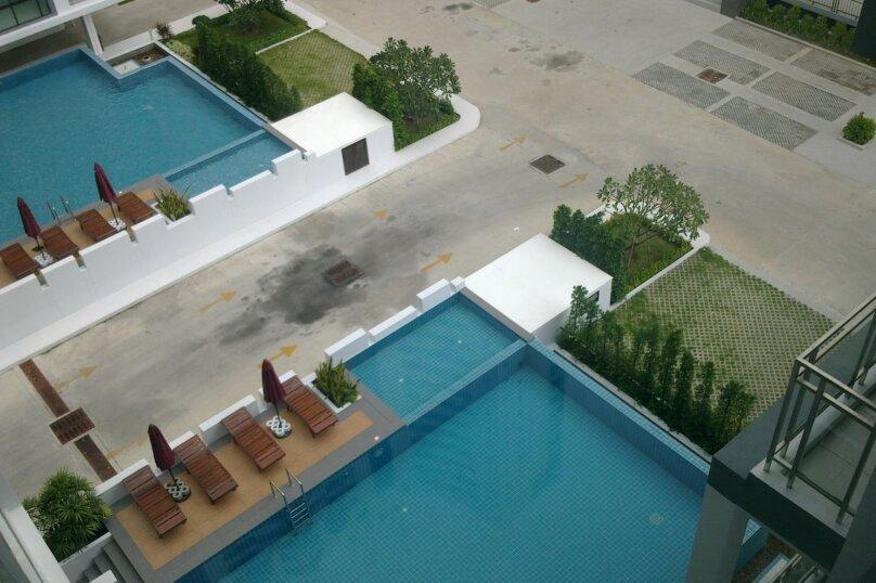 2-комн. квартира, 60 кв.м. на 4 человека, Thappraya, 511/33, Паттайя - Фотография 23