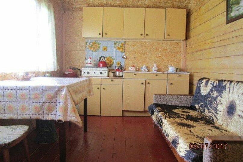 Лесной Домик на берегу оз. Лексозеро, 35 кв.м. на 4 человека, 1 спальня, Гафостров, 5, Муезерский - Фотография 3