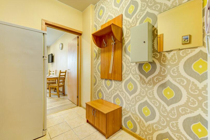1-комн. квартира, 28 кв.м. на 2 человека, Коломяжский проспект, 15к2, Санкт-Петербург - Фотография 2