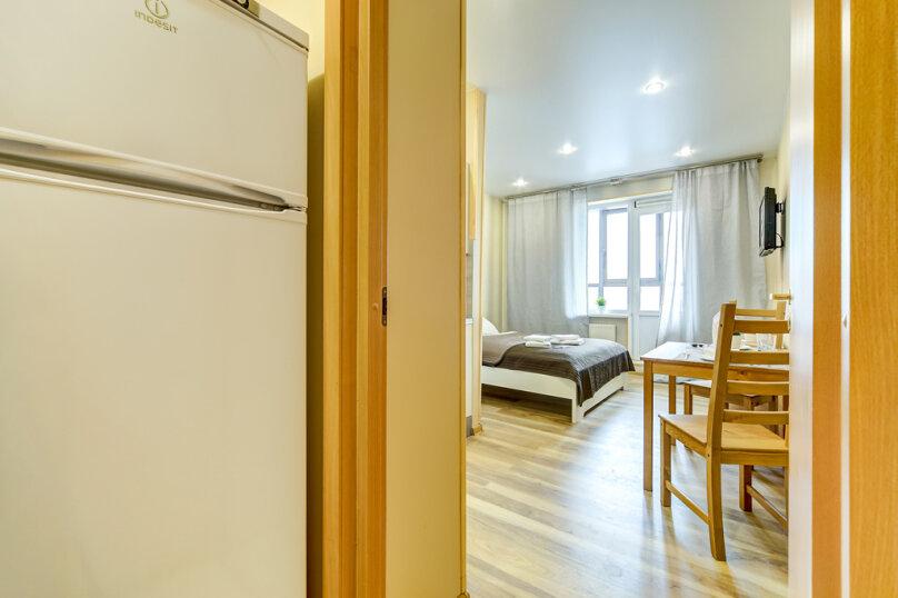 1-комн. квартира, 28 кв.м. на 2 человека, Коломяжский проспект, 15к2, Санкт-Петербург - Фотография 3