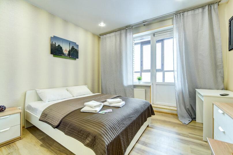 1-комн. квартира, 28 кв.м. на 2 человека, Коломяжский проспект, 15к2, Санкт-Петербург - Фотография 1
