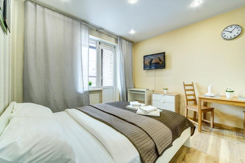 1-комн. квартира, 28 кв.м. на 2 человека, Коломяжский проспект, 15к2, Санкт-Петербург - Фотография 9