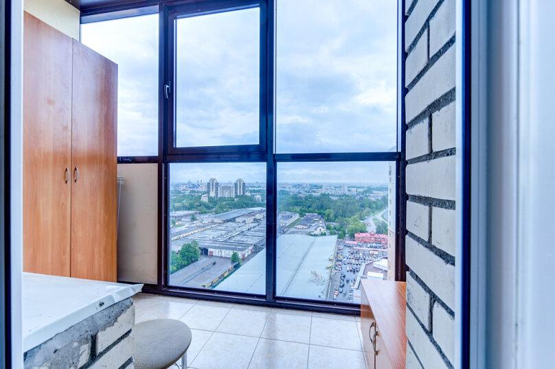 1-комн. квартира, 28 кв.м. на 2 человека, Коломяжский проспект, 15к2, Санкт-Петербург - Фотография 13