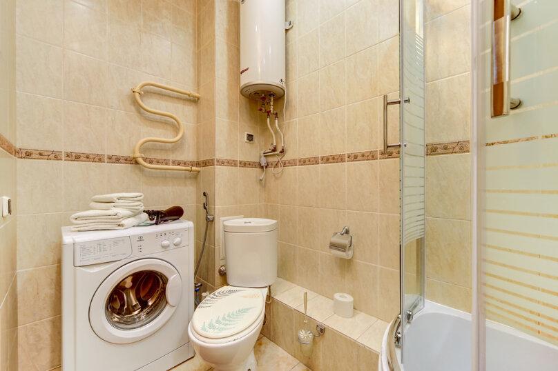 1-комн. квартира, 28 кв.м. на 2 человека, Коломяжский проспект, 15к2, Санкт-Петербург - Фотография 15