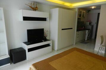 1-комн. квартира, 34 кв.м. на 3 человека, Thappraya, Pattaya - Фотография 3