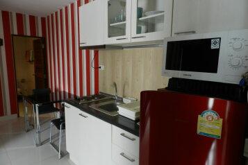 2-комн. квартира, 45 кв.м. на 3 человека, Thappraya, Pattaya - Фотография 2