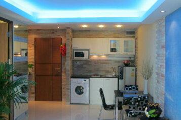 2-комн. квартира, 55 кв.м. на 3 человека, Thappraya, Pattaya - Фотография 1