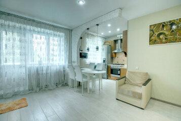 3-комн. квартира, 65 кв.м. на 6 человек, улица Ворошилова, 12, Воронеж - Фотография 1