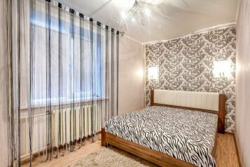 2-комн. квартира, 48 кв.м. на 4 человека, Никитинская улица, 35, Воронеж - Фотография 1