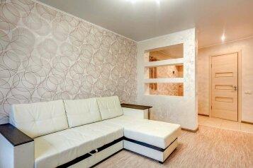 2-комн. квартира, 48 кв.м. на 4 человека, Никитинская улица, 35, Воронеж - Фотография 4