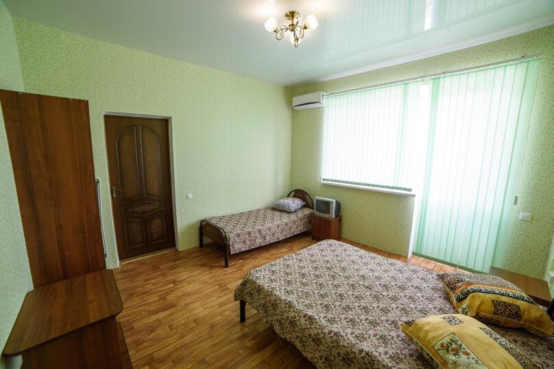 3-х местный стандарт, улица Маршала Жукова, 43, Витязево - Фотография 1