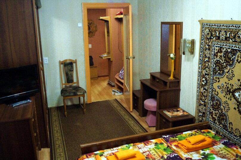 3-комн. квартира на 9 человек, улица Нахимова, 19, поселок Орджоникидзе, Феодосия - Фотография 5