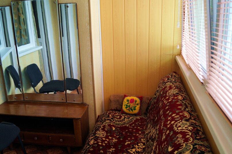 3-комн. квартира на 9 человек, улица Нахимова, 19, поселок Орджоникидзе, Феодосия - Фотография 7