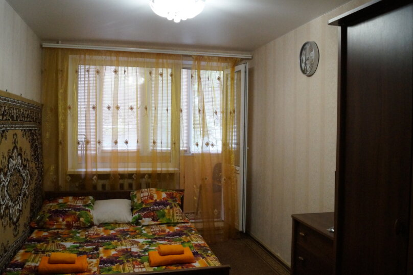 3-комн. квартира на 9 человек, улица Нахимова, 19, поселок Орджоникидзе, Феодосия - Фотография 8