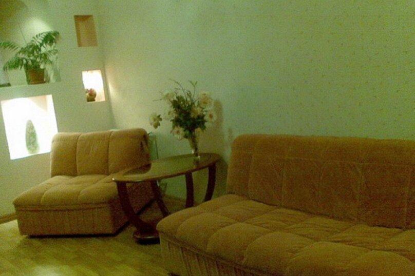 2-комн. квартира, 49 кв.м. на 5 человек, Пионерская улица, 17, Алушта - Фотография 7