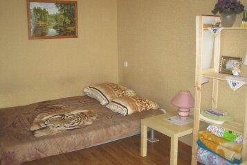 1-комн. квартира, 35 кв.м. на 2 человека, улица Петухова, 99, Новосибирск - Фотография 1