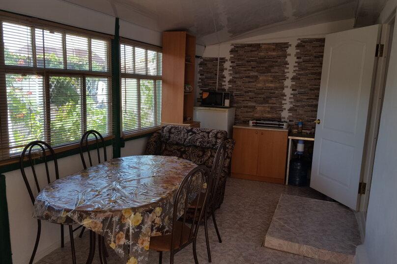 Сдается отдельное комфортное жилье, 55 кв.м. на 5 человек, 2 спальни, Прилиманная улица, 4, Должанская - Фотография 4