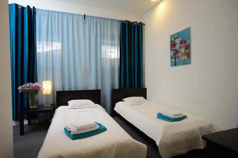 Двухместный номер эконом-класса с 2 отдельными кроватями, улица Петровка, 17с5, Москва - Фотография 1