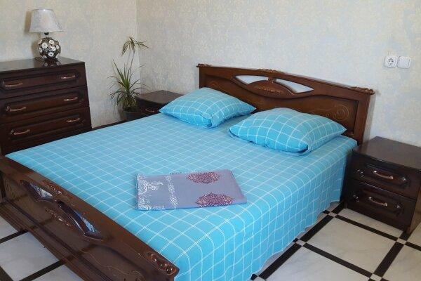 Отдельное жилье в Должанке, 50 кв.м. на 4 человека, 2 спальни, Прилиманная, 4, Должанская - Фотография 1