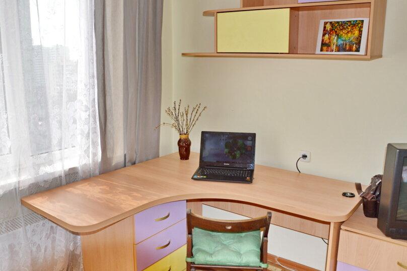 1-комн. квартира, 40 кв.м. на 3 человека, Зиповская улица, 37, Краснодар - Фотография 8