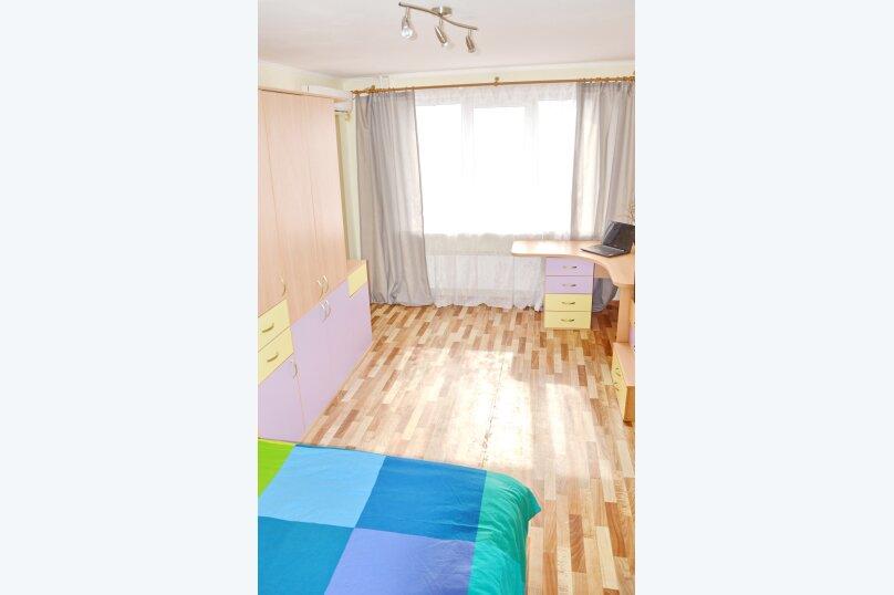 1-комн. квартира, 40 кв.м. на 3 человека, Зиповская улица, 37, Краснодар - Фотография 9