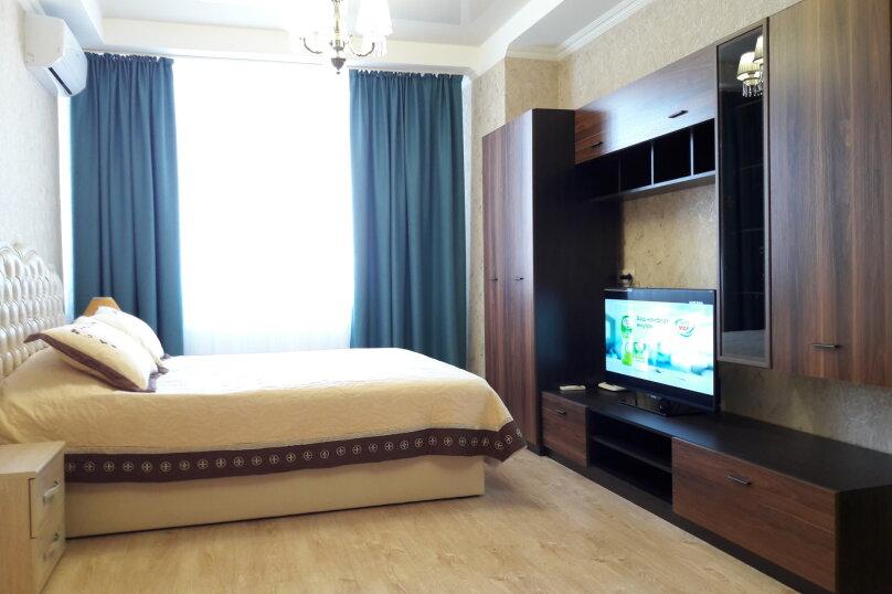 1-комн. квартира, 44 кв.м. на 3 человека, улица Репина, 1Б/2, Севастополь - Фотография 1