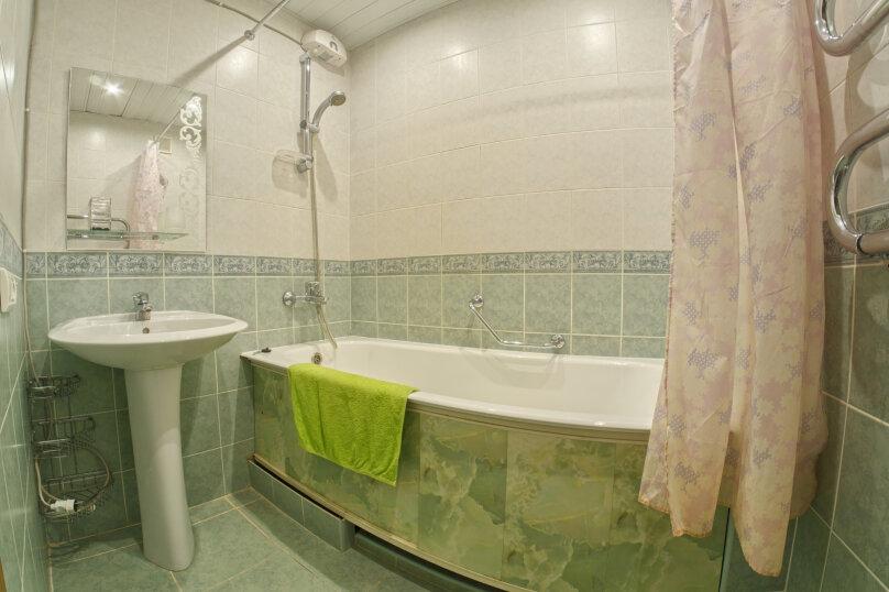 2-комн. квартира, 54 кв.м. на 4 человека, Полтавская улица, 47, Нижний Новгород - Фотография 2