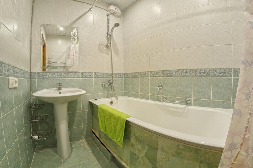 2-комн. квартира, 54 кв.м. на 4 человека, Полтавская улица, 47, Нижний Новгород - Фотография 3