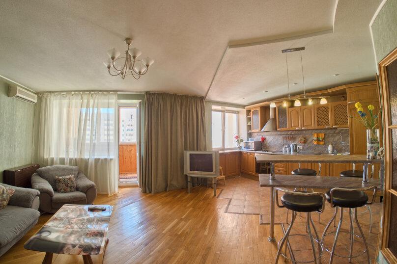 2-комн. квартира, 54 кв.м. на 4 человека, Полтавская улица, 47, Нижний Новгород - Фотография 6