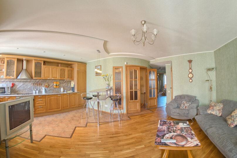 2-комн. квартира, 54 кв.м. на 4 человека, Полтавская улица, 47, Нижний Новгород - Фотография 7