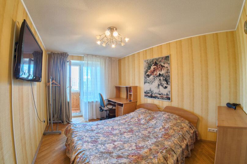 2-комн. квартира, 54 кв.м. на 4 человека, Полтавская улица, 47, Нижний Новгород - Фотография 16