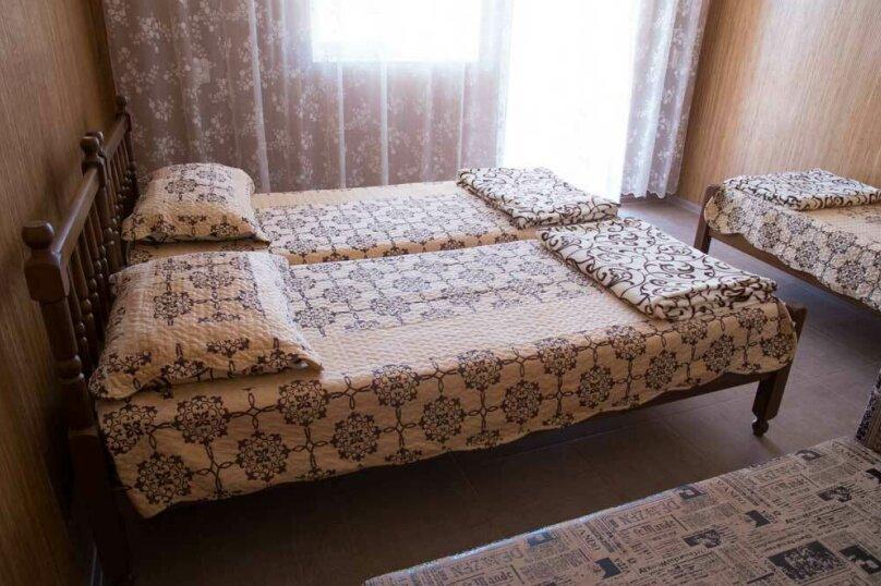 4-х местный с ванной комнатой (1 комнатный), Залесная улица, 7, Новофёдоровка, Саки - Фотография 3