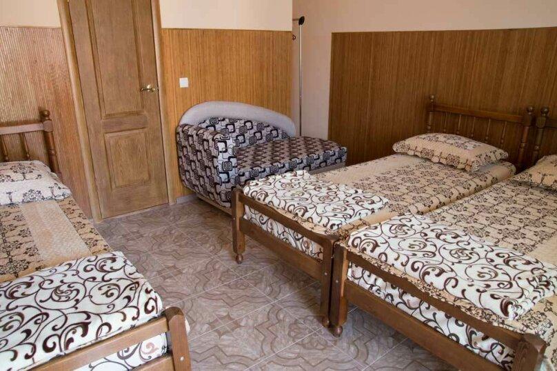4-х местный с ванной комнатой (1 комнатный), Залесная улица, 7, Новофёдоровка, Саки - Фотография 5