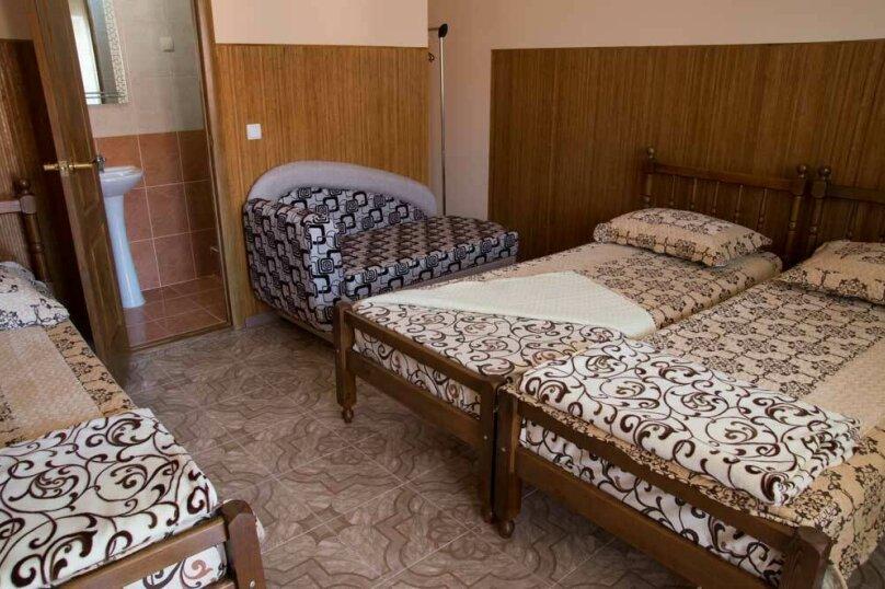 4-х местный с ванной комнатой (1 комнатный), Залесная улица, 7, Новофёдоровка, Саки - Фотография 6