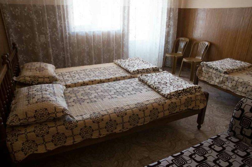 4-х местный с ванной комнатой (1 комнатный), Залесная улица, 7, Новофёдоровка, Саки - Фотография 7