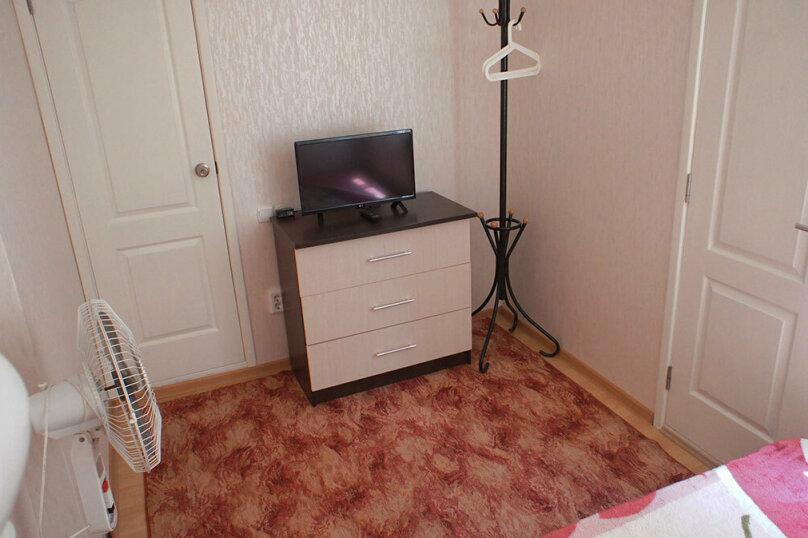 №2.  2 местный номер с двуспальной кроватью:, квартал Сигнальный, 2, Ольгинка - Фотография 2