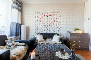 2-комн. квартира, 53 кв.м. на 3 человека, улица Братьев Горкушенко, Санкт-Петербург - Фотография 1