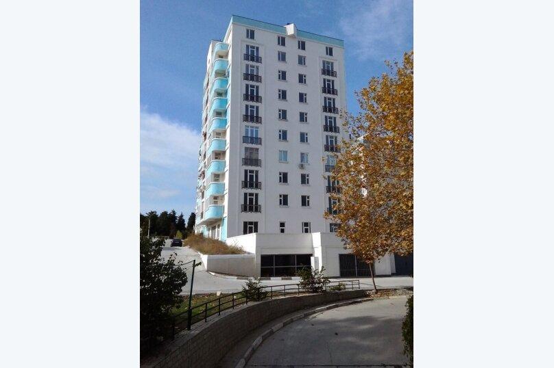 1-комн. квартира, 65 кв.м. на 4 человека, улица Павла Дыбенко, 22, Севастополь - Фотография 2