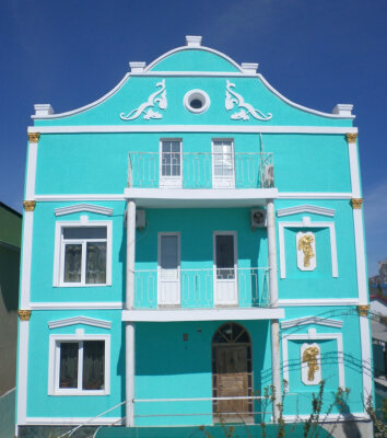 """Гостевой дом """"Green Palace"""", улица Спендиарова, 12А на 10 комнат - Фотография 1"""