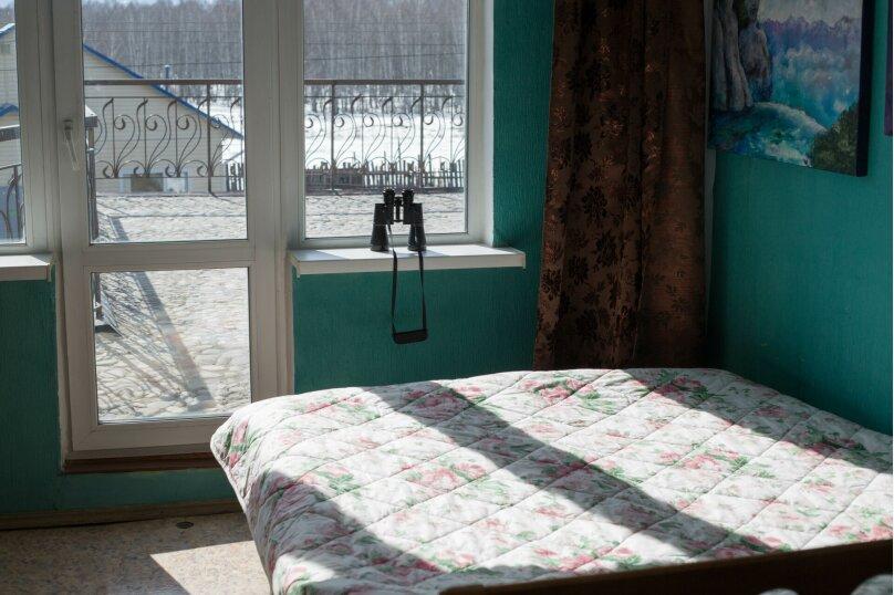 """Гостевой дом """"Портал Белуха Усть-Кокса"""", Набережная, 55 на 10 комнат - Фотография 8"""